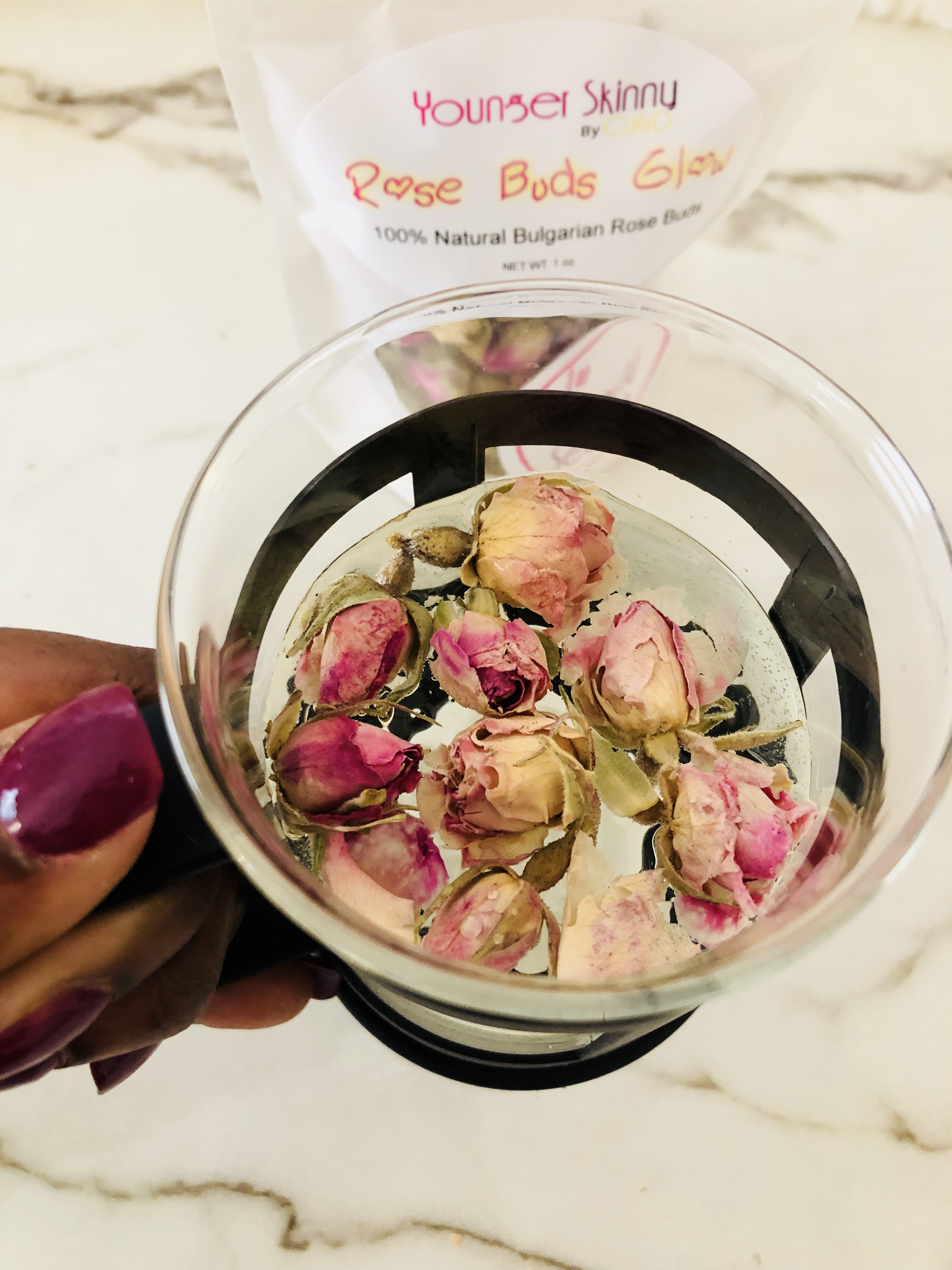 Rose Buds Glow 1 OZ
