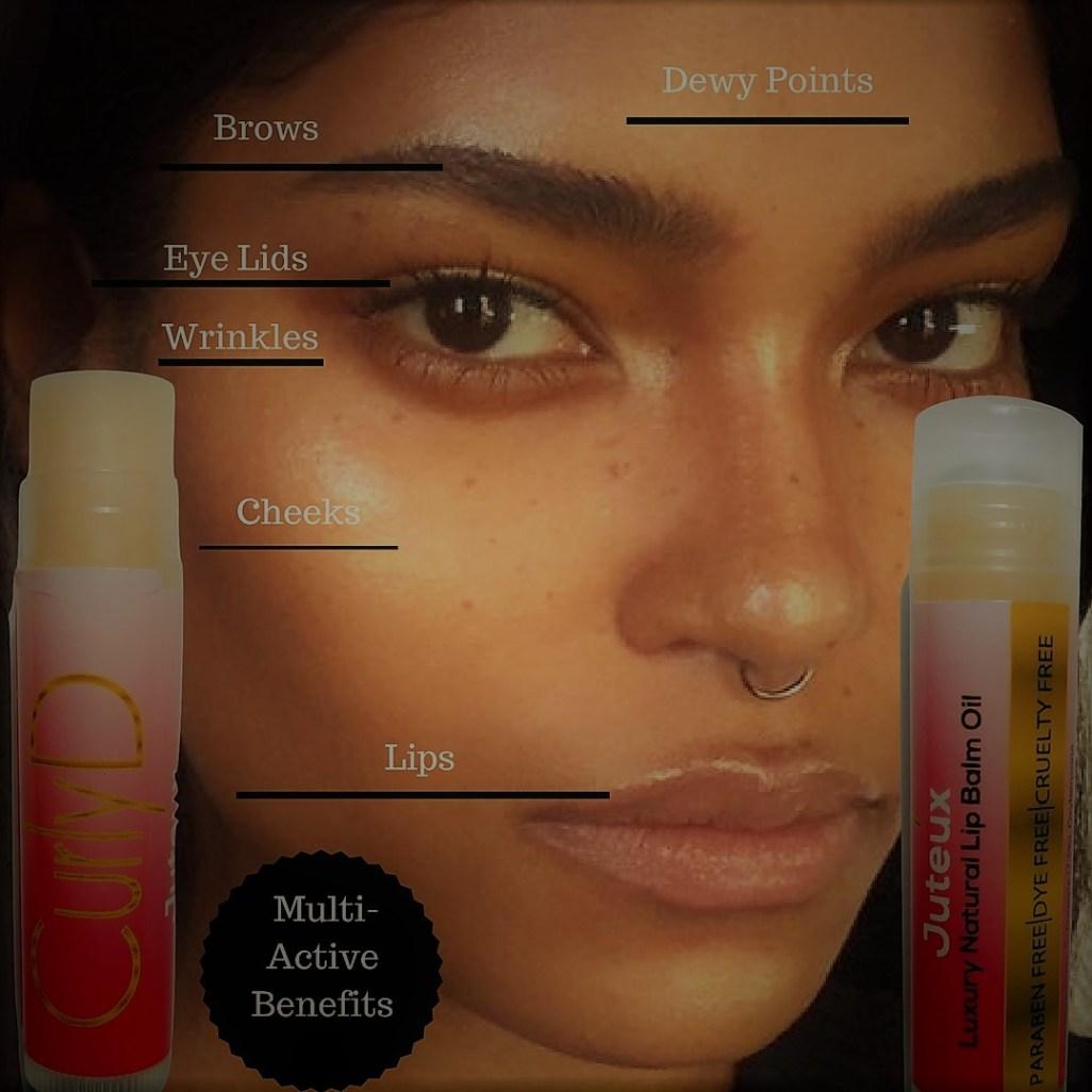 Clean Beauty Detox and Lip Balm Set